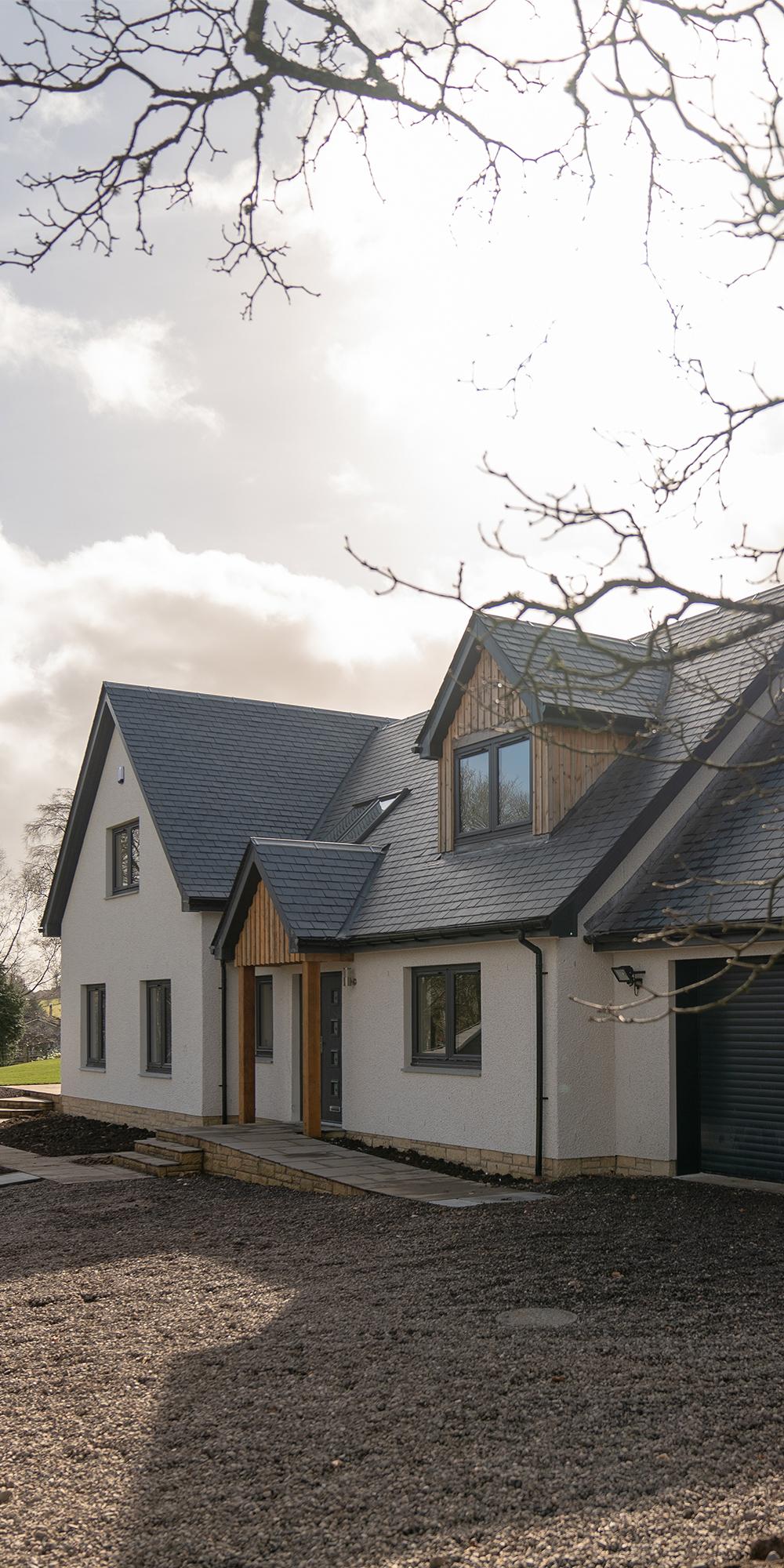 Glenfarg New Build Home